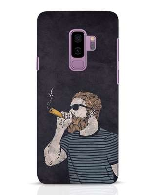Shop High Dude Samsung Galaxy S9 Plus Mobile Cover-Front