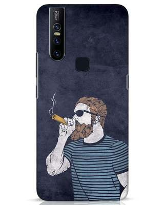 Shop High Dude Vivo V15 Mobile Cover-Front