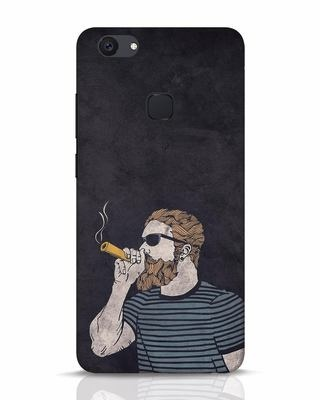 Shop High Dude Vivo V7 Plus Mobile Cover-Front