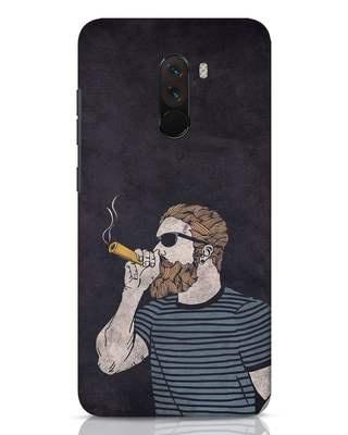 Shop High Dude Xiaomi POCO F1 Mobile Cover-Front