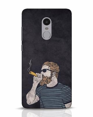 Shop High Dude Xiaomi Redmi Note 4 Mobile Cover-Front