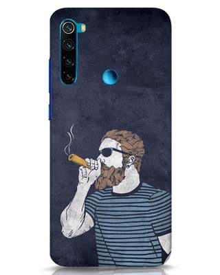 Shop High Dude Xiaomi Redmi Note 8 Mobile Cover-Front