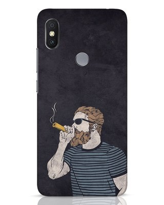 Shop High Dude Xiaomi Redmi Y2 Mobile Cover-Front