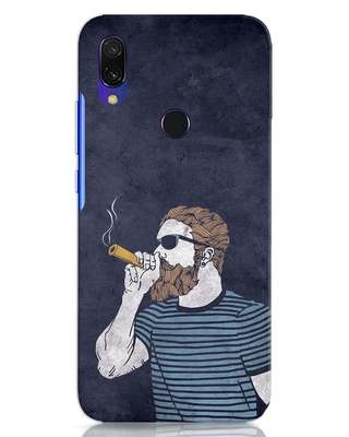 Shop High Dude Xiaomi Redmi Y3 Mobile Cover-Front