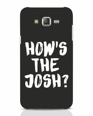 Shop High Josh Samsung Galaxy J7 Mobile Cover-Front