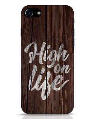 Shop High On Life iPhone 8 Mobile Cover-Front
