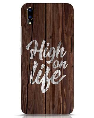 Shop High On Life Vivo V11 Pro Mobile Cover-Front