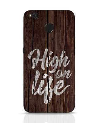 Shop High On Life Xiaomi Redmi 4 Mobile Cover-Front