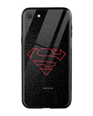 Shop Highlighted Superman iPhone SE 2020 Mobile Cover-Front