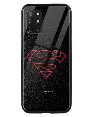 Shop Highlighted Superman OnePlus 8T Mobile Cover-Front