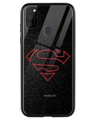 Shop Highlighted Superman Samsung Galaxy M30s Mobile Cover-Front
