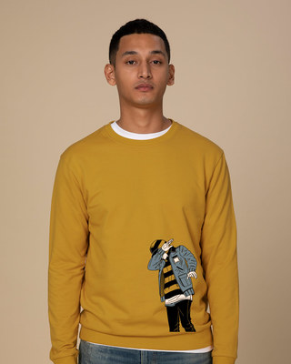 Shop Hip Hop Boy Sweatshirt-Front