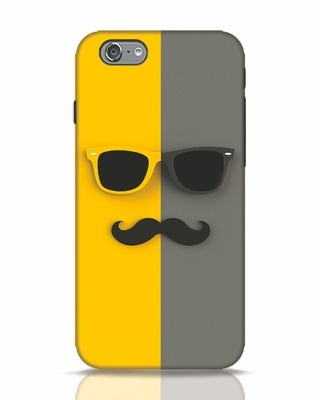 Shop Hipster iPhone 6s Mobile Cover-Front