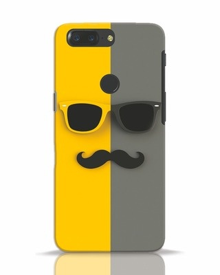 Shop Hipster OnePlus 5T Mobile Cover-Front