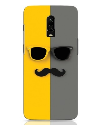 Shop Hipster OnePlus 6T Mobile Cover-Front