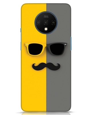 Shop Hipster OnePlus 7T Mobile Cover-Front