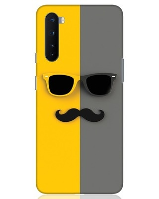 Shop Hipster OnePlus Nord Mobile Cover-Front