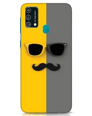 Shop Hipster Samsung Galaxy M21s Mobile Cover-Front