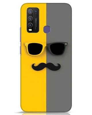 Shop Hipster Vivo Y50 Mobile Cover-Front