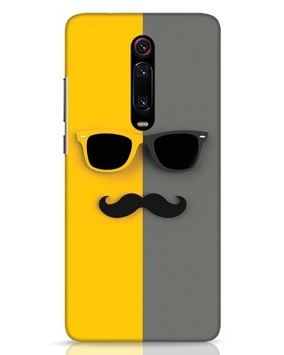 Shop Hipster Xiaomi Redmi K20 Pro Mobile Cover-Front