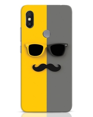 Shop Hipster Xiaomi Redmi Y2 Mobile Cover-Front