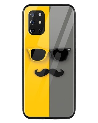 Shop Hipster Yellow OnePlus 8T Mobile Cover-Front