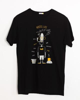 Buy Hostel Life Half Sleeve T-Shirt Online India @ Bewakoof.com