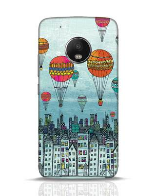 Shop Hot Air Balloon Moto G5 Plus Mobile Cover-Front