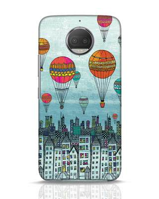 Shop Hot Air Balloon Moto G5s Plus Mobile Cover-Front