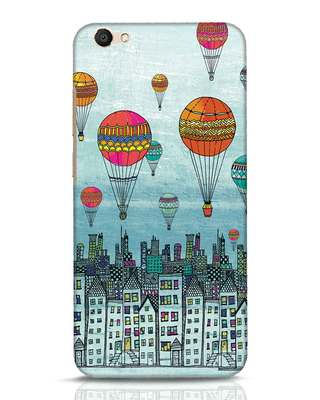 Shop Hot Air Balloon Vivo V5 Mobile Cover-Front