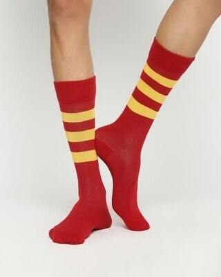 Shop Hp Full-Length Socks-Front