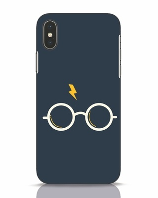 Shop Hp Glasses iPhone X Mobile Cover-Front