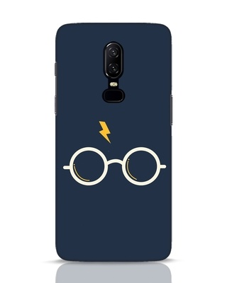 Shop Hp Glasses OnePlus 6 Mobile Cover-Front