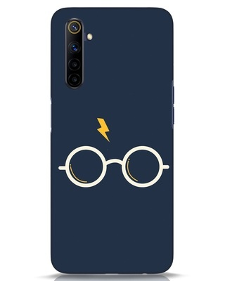 Shop Hp Glasses Realme 6i Mobile Cover-Front