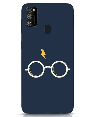 Shop Hp Glasses Samsung Galaxy M30s Mobile Cover-Front