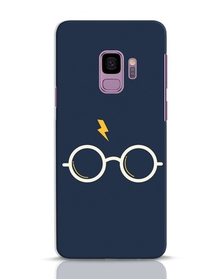 Shop Hp Glasses Samsung Galaxy S9 Mobile Cover-Front
