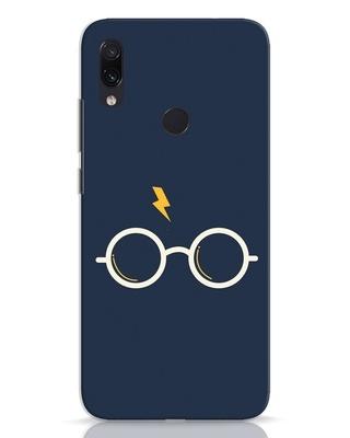 Shop Hp Glasses Xiaomi Redmi Note 7 Mobile Cover-Front
