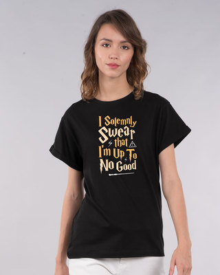 Shop Hp Up Too No Good Boyfriend T-Shirt (HPL)-Front