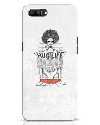 Shop Hug Life Realme C1 Mobile Cover-Front