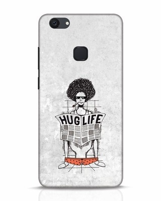 Shop Hug Life Vivo V7 Plus Mobile Cover-Front