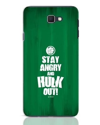 Shop Hulk Out Samsung Galaxy J7 Prime Mobile Cover (AVG)-Front