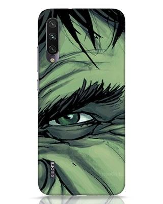 Shop Hulk Xiaomi Mi A3 Mobile Cover (AVL)-Front