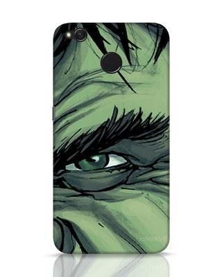 Shop Hulk Xiaomi Redmi 4 Mobile Cover (AVL)-Front