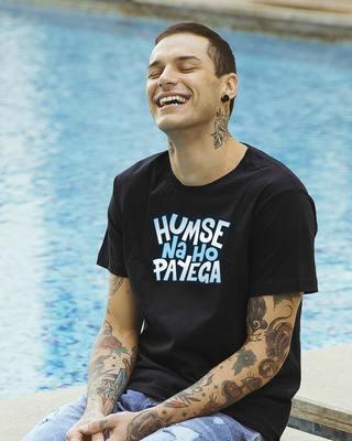 Buy Humse Na Ho Payega Half Sleeve T-Shirt Online India @ Bewakoof.com