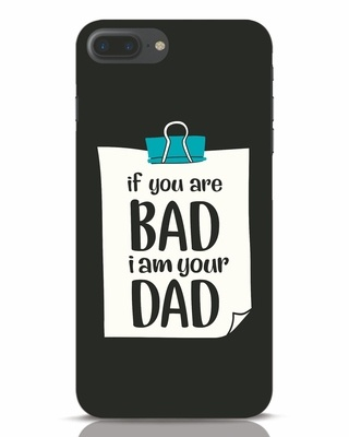 Shop I Am Your Dad iPhone 7 Plus Mobile Cover-Front