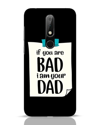 Shop I Am Your Dad Nokia 6.1 Plus Mobile Cover-Front