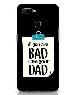 Shop I Am Your Dad Oppo A5s Mobile Cover-Front
