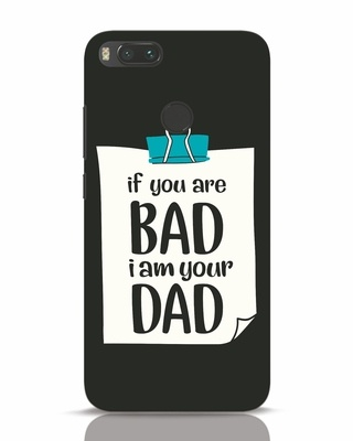 Shop I Am Your Dad Xiaomi Mi A1 Mobile Cover-Front