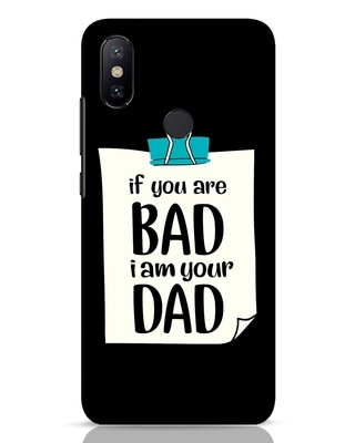 Shop I Am Your Dad Xiaomi Mi A2 Mobile Cover-Front