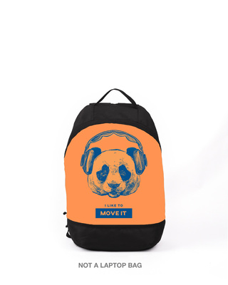 Shop I Like to Move it Small backpacks-Front